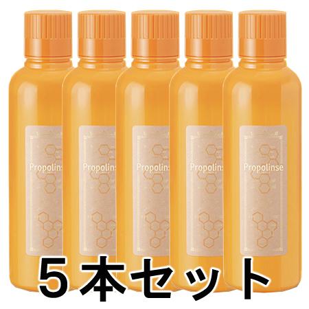 【正規品】ピエラス プロポリンス (洗口液) 600ml×5本セット【あす楽対応】【ネコポス不可】