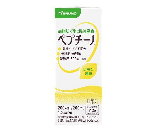 介護・医療用品 食事 テルモ ペプチーノ レモン風味 24本入り 4987350471338