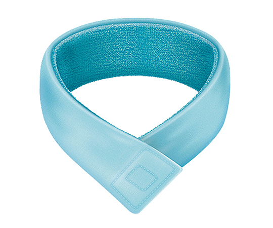 介護 医療用品 ベッド関連 白元アース 首もとひんやり氷結ベルト アウトレットセール 特集 4902407024411 熱中症対策に 激安特価品 アイスノン