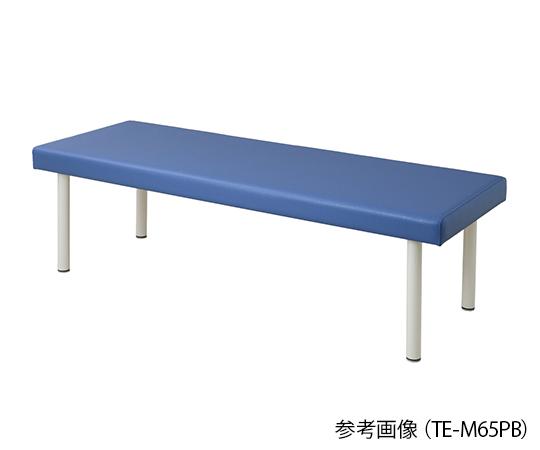 買取 介護 医療用品 ベッド関連 ストア カラフル診察台 4589638301971 ベッド高さ500mm ライトブルー