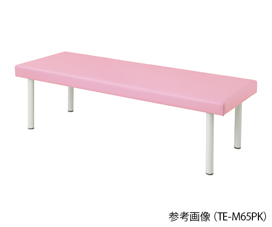 介護 医療用品 ベッド関連 国内在庫 カラフル診察台 4589638302077 限定タイムセール ピンク ベッド高さ550mm