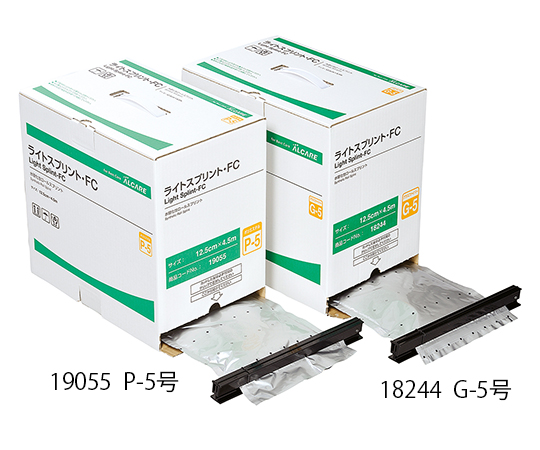 ライトスプリント・FC 75mm×4.5m 18242G-3 外科・整形外科用品 4900070182421