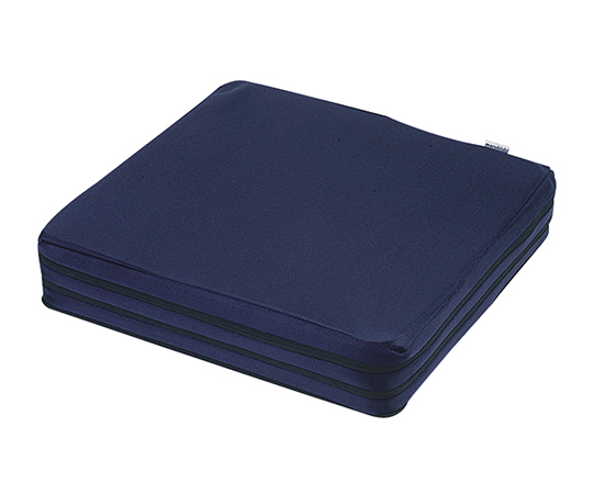 洗濯できる車椅子用クッション センタック ネイビー K-STC-721 4562310177217