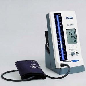 日本精密測器(NISSEI)水銀柱イメージ デジタル血圧計 DM-3000 【お取り寄せ】