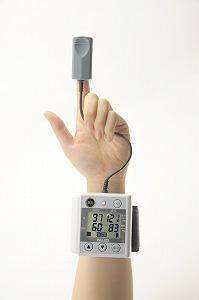 日本精密 多項目モニタ WB-100 デジタル血圧計+パルスモニタ【お取り寄せ】