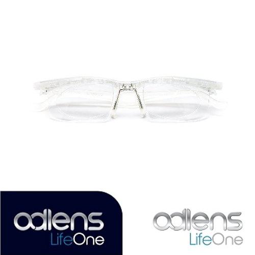 废墟的生活想清楚 adlens 生命里远视、 近视、 老花眼完整视力矫正眼镜