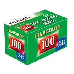 富士胶片 富士彩色 負片 FUJIFILM  FUJICOLOR 100 24EX ISO100 (135 FUJICOLOR-S 100 24EX 1)