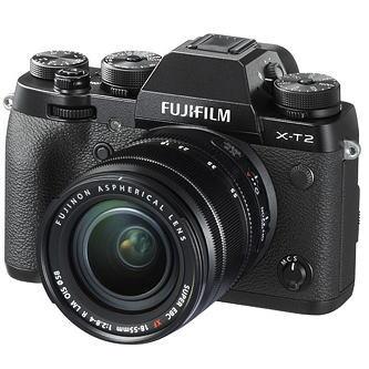 富士フィルム X-T2 / XF18-55mmF2.8-4 R LM OISレンズキット ブラック F X-T2LK-B