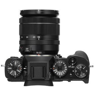 富士胶卷X-T2/XF18-55mmF2.8-4 R LM OIS透镜配套元件黑色F X-T2LK-B