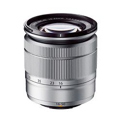 富士フィルム Xマウントズームレンズ フジノンレンズ XC16-50mmF3.5-5.6 OIS II シルバー