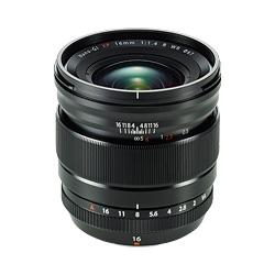 【お取り寄せ・3週間程】富士フィルム Xマウント単焦点レンズ フジノンレンズ XF16mmF1.4 R WR