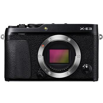 富士フィルム ミラーレスデジタルカメラ X-E3-Bボディ ブラック