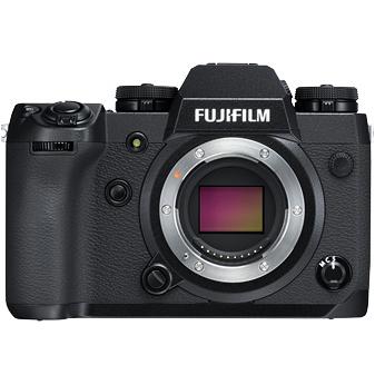 富士フィルム ミラーレスデジタルカメラ X-H1 ボディ