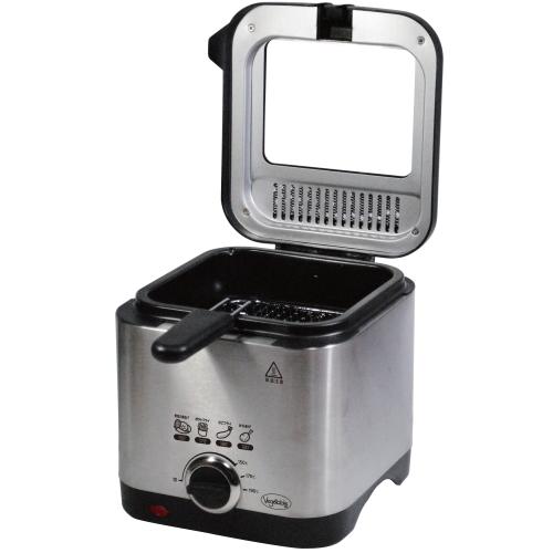 ベジタブル 1.5リットル電気コンパクトフライヤー GD-DF01:トキワカメラ