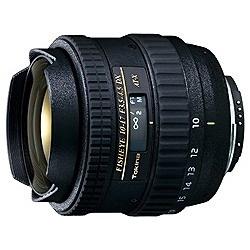 トキナー 魚眼交換レンズ AT-X107DX Fish Eye【キヤノンEFマウント APS-C用】