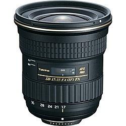 トキナー交換レンズ 広角交換レンズ AT-X 17-35 F4 PRO FX【ニコンFマウント】