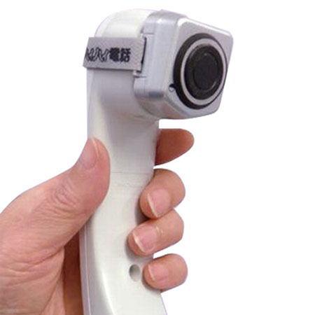伊吹電子 電話音声拡聴器 骨伝導ハイハイ電話 受話器に取り付けるだけ 4522210000220