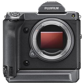 【納期2ヵ月前後】富士フィルム ミラーレス一眼デジタルカメラ FUJIFILM GFX 100