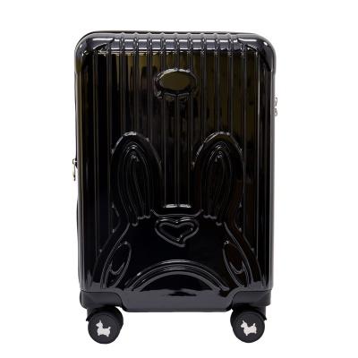 RODY キャリーケース 機内持ち込みサイズ ブラック BLACK TSAロック搭載【メーカー直送品・代引き・後払い決済不可】
