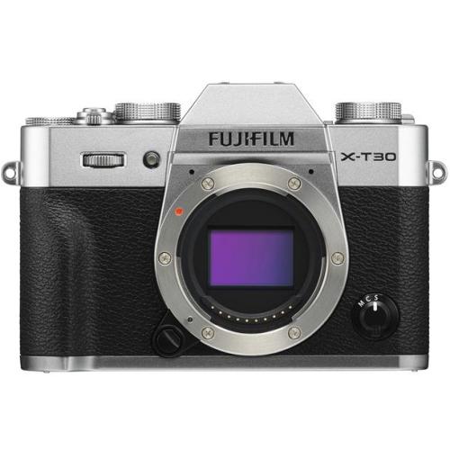 富士フィルム(フジフィルム)ミラーレス一眼レフデジタルカメラ X-T30-Sボディ シルバー