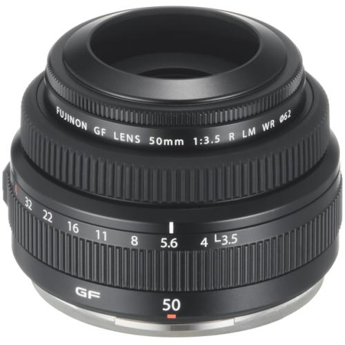 富士フィルム(フジフィルム)フジノンレンズ GF50mmF3.5 R LM WR