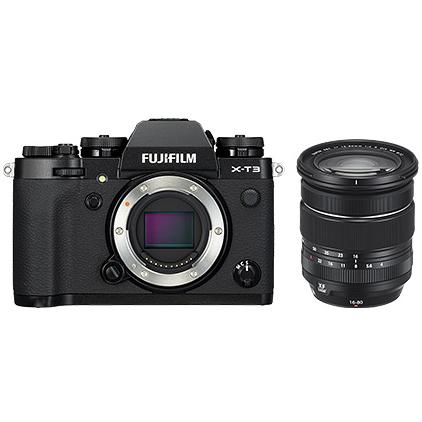 富士フィルム デジタルカメラ X-T3 / XF16-80mmF4 R OIS WRレンズキットブラック X-T3LK-1680-B