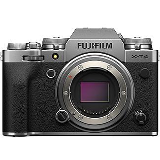 【納期約6週間】富士フィルム(フジフィルム)ミラーレス デジタルカメラ X-T4 S シルバー ボディ