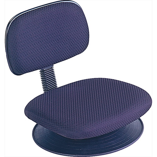 【法人様限定品 代引き不可 送料無料】ナカバヤシ 座椅子 RZF-103BK