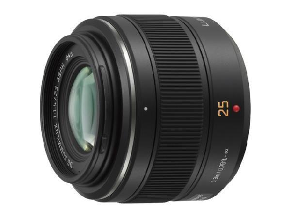 パナソニック panasonic デジタル一眼カメラ用交換レンズ H-X025 【お取り寄せ】