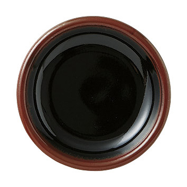 黒い器にお肉が映える焼肉におすすめの器 黒艶 大特価 8.5cm小皿 和食器 小皿 業務用 65-51134008 美濃焼 日本製 送料無料 激安 お買い得 キ゛フト