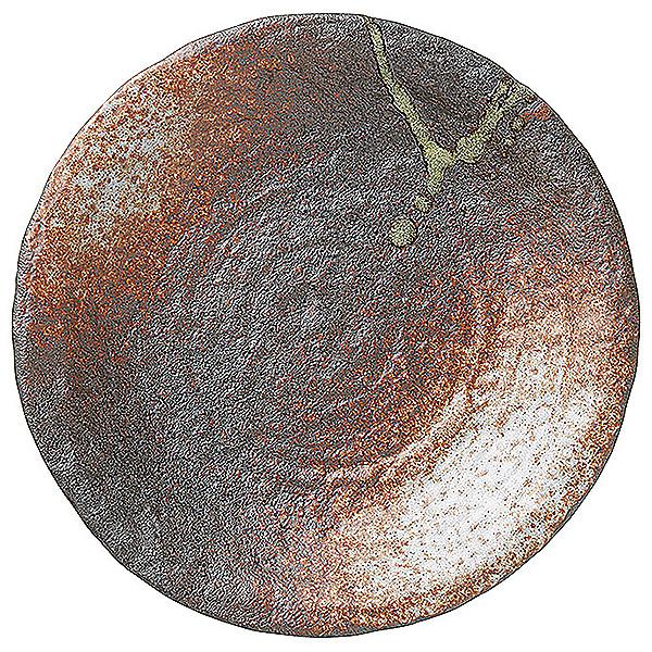 上品でおしゃれな和風シリーズ 明志野 石目7.0皿 23cm 和食器 日本製 バーゲンセール 美濃焼 丸中皿 業務用 65-51562008 返品不可