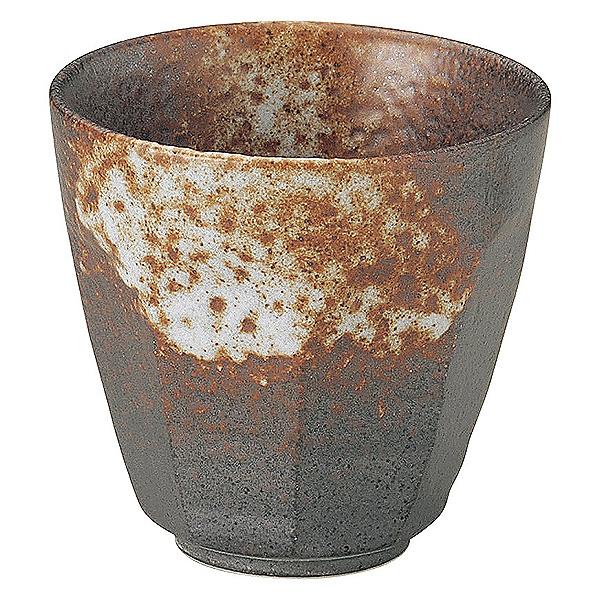 毎週更新 上品でおしゃれな和風シリーズ 大文字 けずりマルチカップ 10cm 和食器 ロックカップ 日本製 美濃焼 業務用 タンブラー 爆買いセール 65-52964074 コップ アイスコーヒー 湯呑み おしゃれ 湯のみ 酒器 フリーカップ 焼酎グラス カップ
