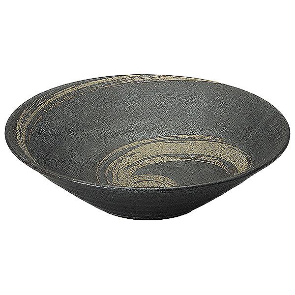 上品でおしゃれな和風シリーズ 朽葉 35%OFF リップル8.0鉢 26cm 和食器 めん皿 パスタ皿 業務用 65-53136050 美濃焼 カレー皿 新作製品 世界最高品質人気 日本製