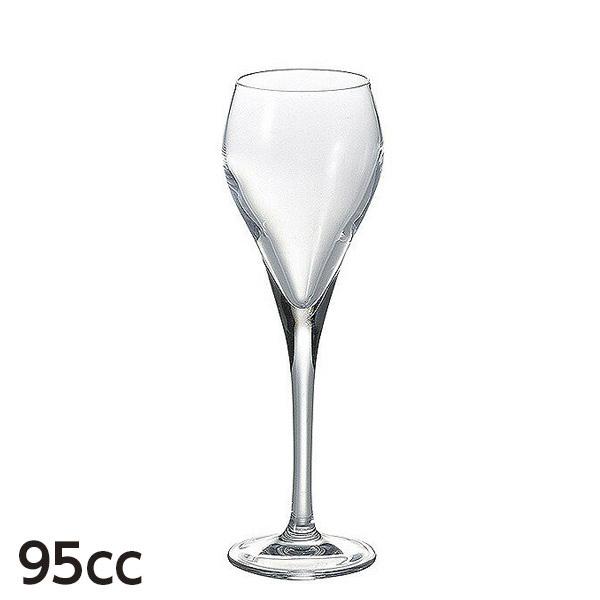 日本 Arcoroc お洒落なガラスのワイングラスです 激安卸販売新品 アルコロック ブリオ フルート 95cc 洋食器 フランス製 業務用 ホテル レストラン ガラス製グラス 54-g5000136 おしゃれ