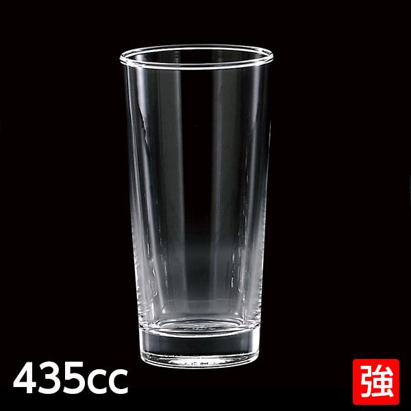 強化ガラス 強くて安心 00535HSロングタンブラー 強化 洋食器 ガラス製グラス 日本製 業務用 27-632-037-ta