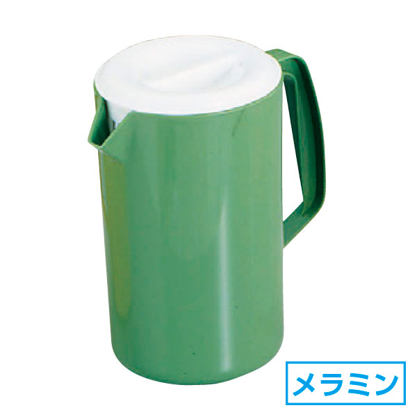 抗菌タイプで清潔 送料無料限定セール中 安心 フライトピッチャー ライトグリーン 抗菌 ウォーターピッチャー 樹脂製タンブラー コップ ファッション通販 日本製 ピッチャー ボトル 90-R-17-26 ポット メラミン 業務用 水差し