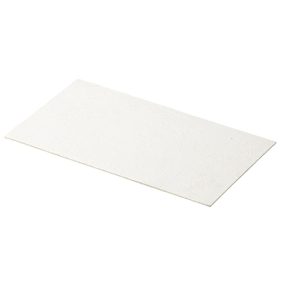 おしゃれな白いプレート 白 モダンプレート 37cm 中長皿 正規店 和食器 27-155-067-ka フラットプレート 美濃焼 日本製 業務用 長角大皿 数量限定アウトレット最安価格