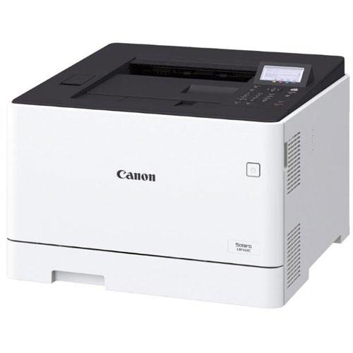 CANON Satera(サテラ) LBP661C カラーレーザープリンター A4対応 CARPS2モデル