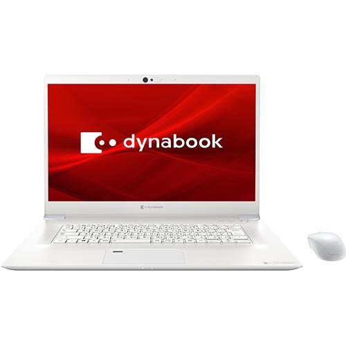 【長期保証付】dynabook P1Z8LPBW(パールホワイト) dynabook Z8 15.6型 Core i7/16GB/256GB