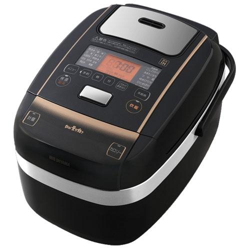 【長期保証付】アイリスオーヤマ KRC-PC50 銘柄量り炊き圧力IHジャー炊飯器 5.5合