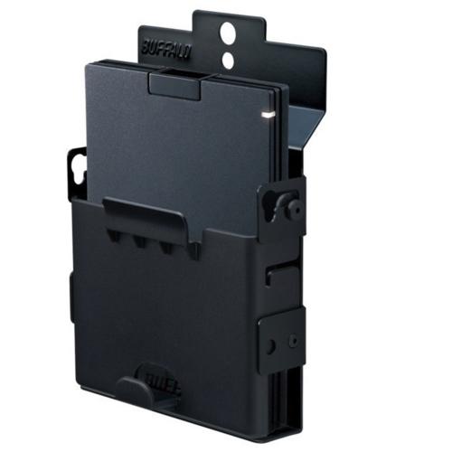 バッファロー SSD-PGT960U3-BA テレビ背面取付キット付属 外付けSSD 960GB