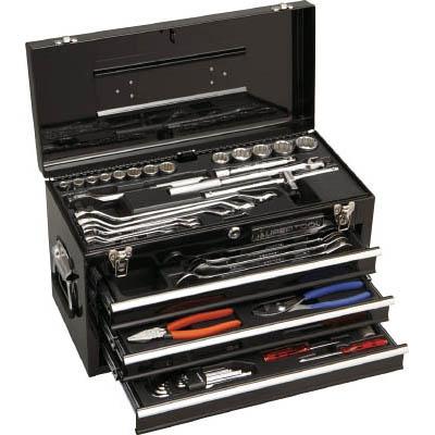 スーパーツール S7000DX プロ用デラックス工具セット(チェストタイプ)