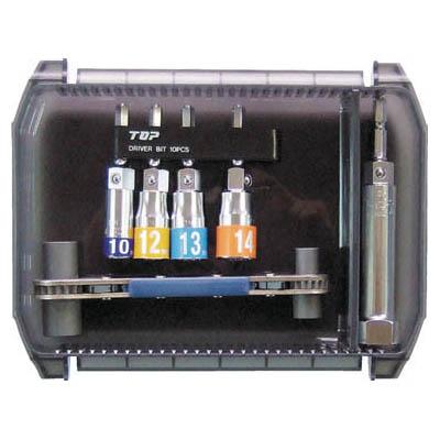 トップ工業 PRW-6LS ラクラッチ マルチソケットセット