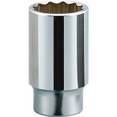 京都機械工具 B45-54 19.0sq.ディープソケット(十二角) 54mm