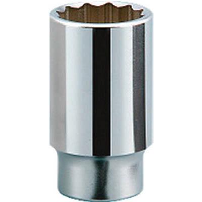 京都機械工具 B45-60 19.0sq.ディープソケット(十二角) 60mm