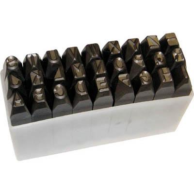 トラスコ中山 SKA-100 英字刻印セット 10mm