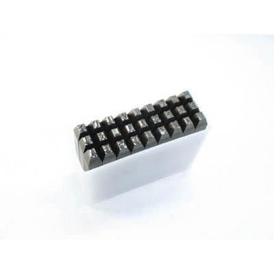 トラスコ中山 SKA-80 英字刻印セット 8mm