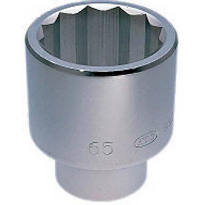 京都機械工具 B50-54 25.4sq.ソケット(十二角) 54mm