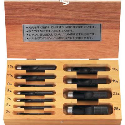 トラスコ中山 TPO-11S ポンチセット 11本組
