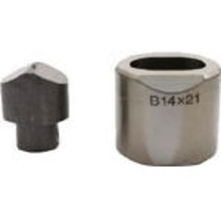育良精機 6.5X10B フリーパンチャー替刃 IS-BP18S・IS-MP18LE用